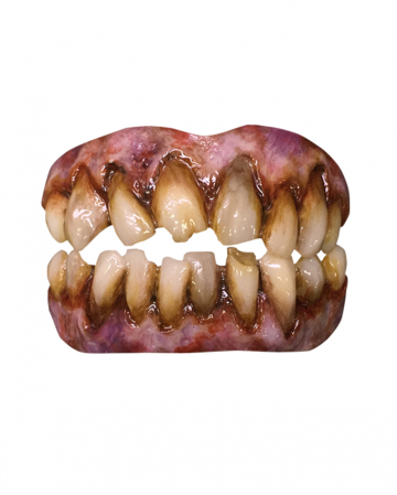 Horror Zombie Teeth As Costume Accessories