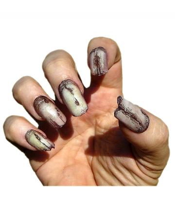 Zombie Fingernägel