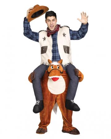 Carry Me Reitender Cowboy Kostüm