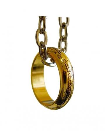 Herr der Ringe der Eine Ring Replik