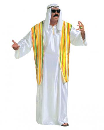 Araber Verkleidung mit Weste