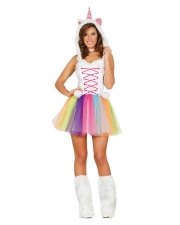 Sexy Einhorn Kostüm für Damen