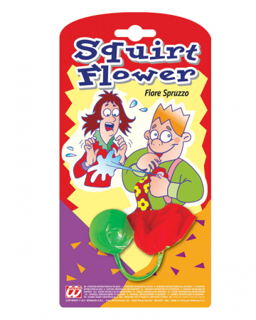 Squirting Flower