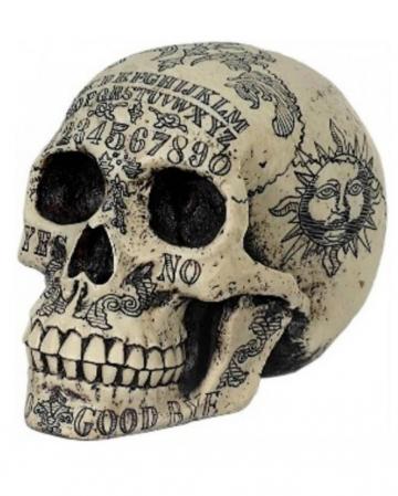 Totenschädel Ouija