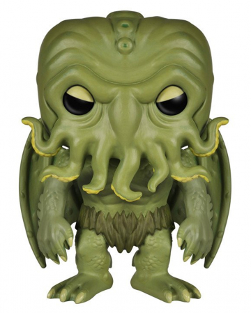 HP Lovecraft Cthulhu Funko Pop! Figur