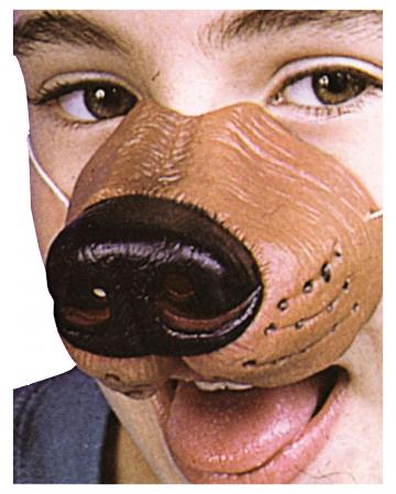 Hundenase Kostümzubehör