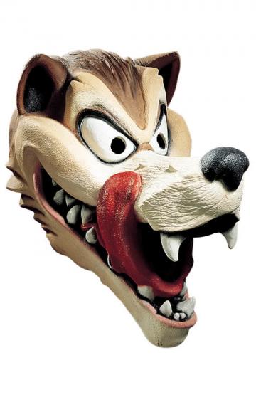 Böser Wolf Maske