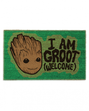 I am Groot Guardians Of The Galaxy Fussmatte