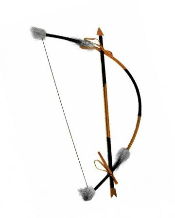Indian Arrow & Bow Set