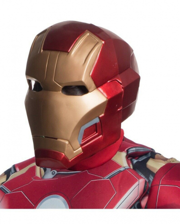 The Avengers Iron Mask 2-piece