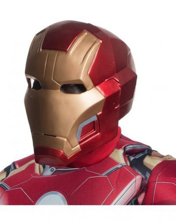 Iron Man Maske 2-tlg