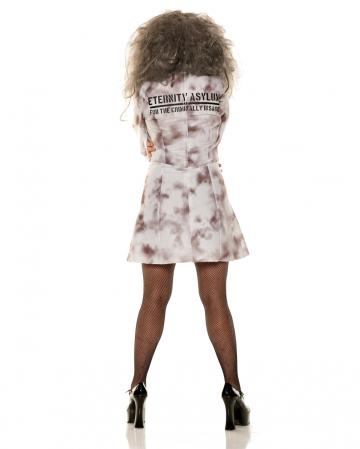 Madhouse Straitjacket Minidress