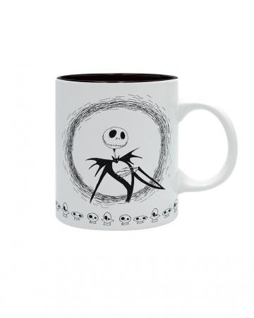Jack Cup Nightmare Before Christmas