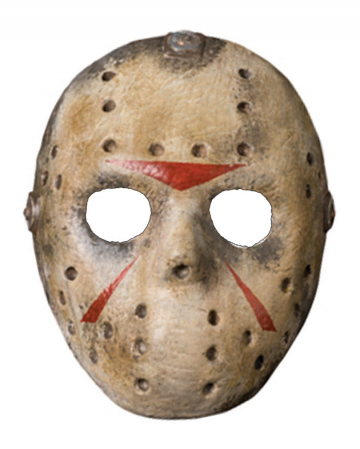 Jason hockey mask soft vinyl