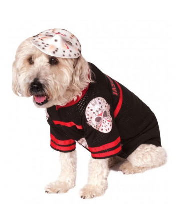 Jason Voorhees Dog Costume