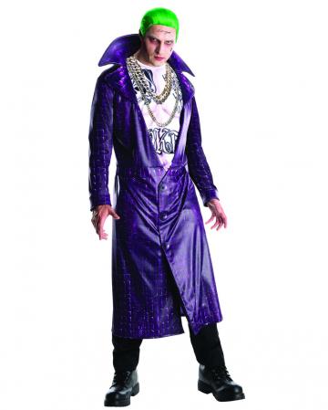 Suicide Squad Joker Kostüm