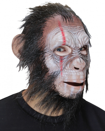 Julius War Ape Full Head Mask