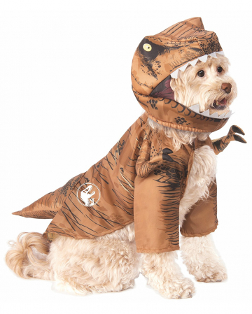 Jurassic World T-Rex Kostüm für Hunde