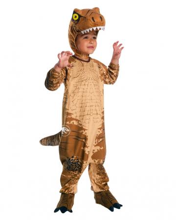 Original Jurassic World T-Rex Kleinkinderkostüm