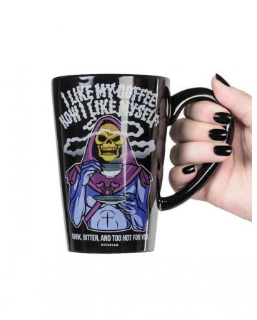 Dark & Bitter Skeletor Tasse KILLSTAR