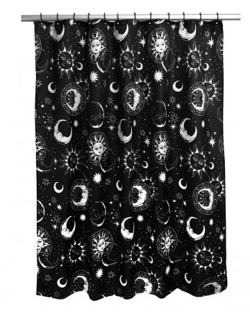 Astral Light Duschvorhang von KILLSTAR