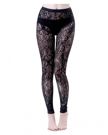 KILLSTAR Empyrean Lace Leggings