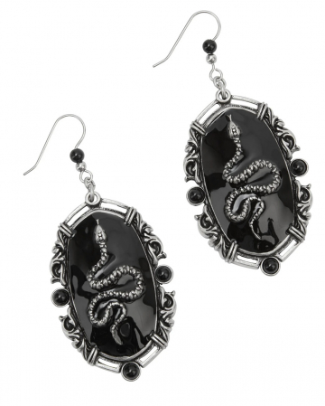 KILLSTAR Kissing Eve Earrings
