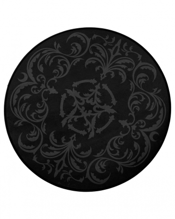 KILLSTAR Morticia Carpet Round