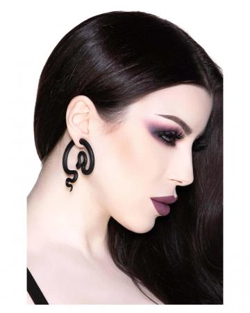 KILLSTAR Serpent Earrings