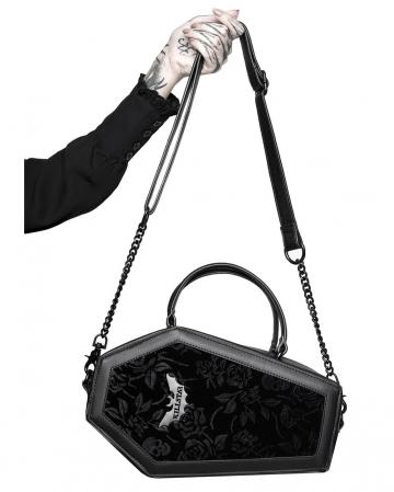KILLSTAR Vampire's Kiss Coffin Handbag