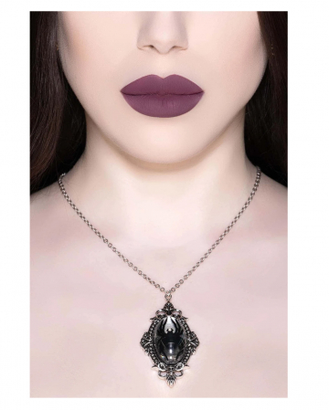 KILLSTAR Venom Spider Necklace