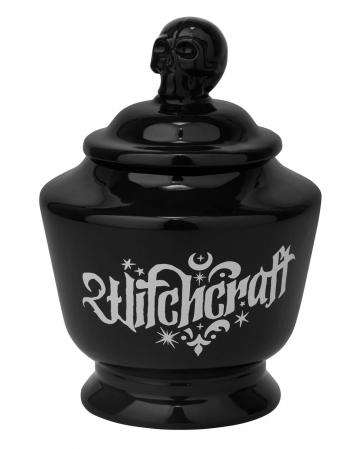 KILLSTAR Witchcraft Ceramic Cookie Jar