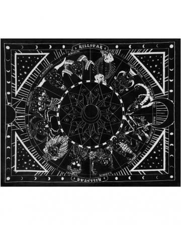 Zodiac Kuscheldecke KILLSTAR