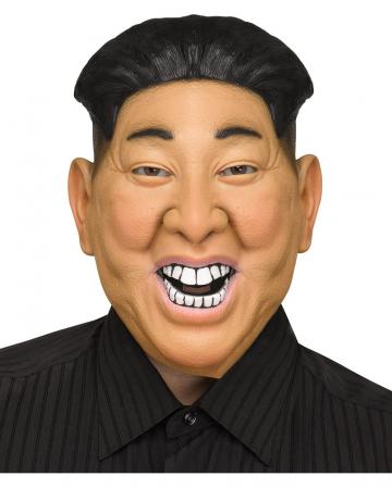Politiker Maske Kim Jong-Un