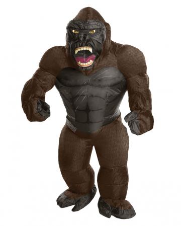 Aufblasbares King Kong Kostüm