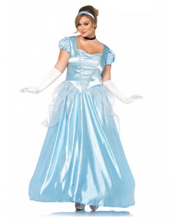 Märchen Prinzessin Plus Size Kostüm für Damen