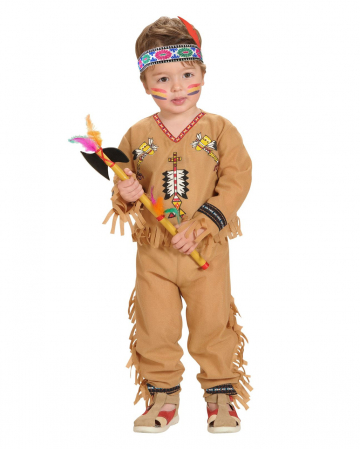 Little Indian Toddler Costume