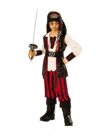 Kleiner Seeräuber Kapitän Kostüm für Kinder
