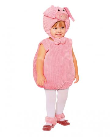 Toddler Piggy Costume Set