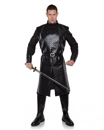 Crusader costume black