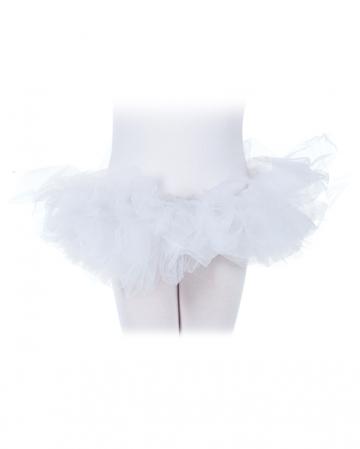 Costume Tutu for Kids white