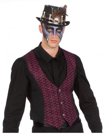 Costume Vest Devil