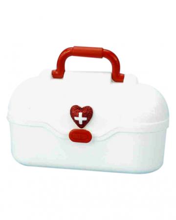 Krankenschwester Handkoffer mit Herz