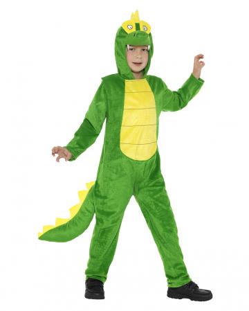Kinderkostüm Krokodil