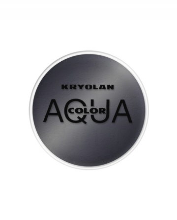 Kryolan Aquacolor Mittelgrau 15ml