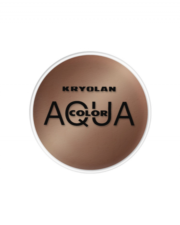 Kryolan Aquacolor Light Brown 15ml