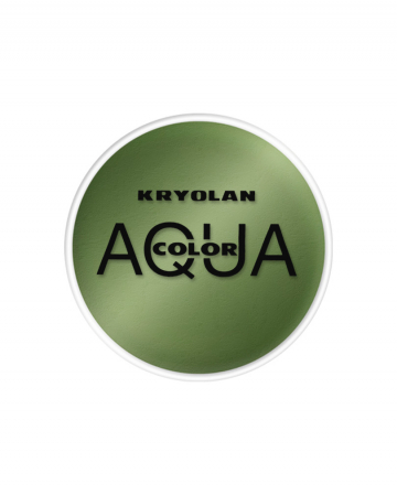 Kryolan Aquacolor Moss Green 15ml