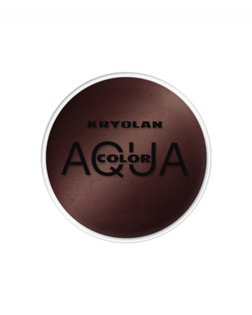 Kryolan Aquacolor Reddish Brown 15ml