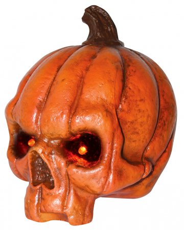 Pumpkin Skull With LED