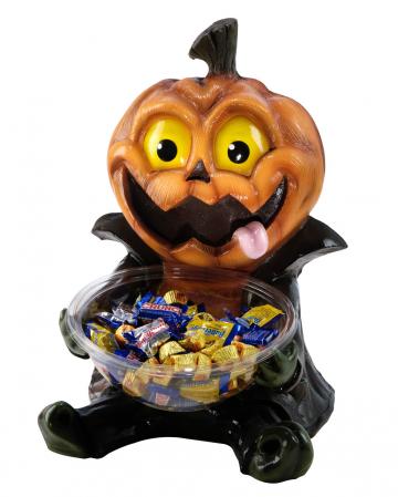 Kürbisgeist Süßigkeiten Halter